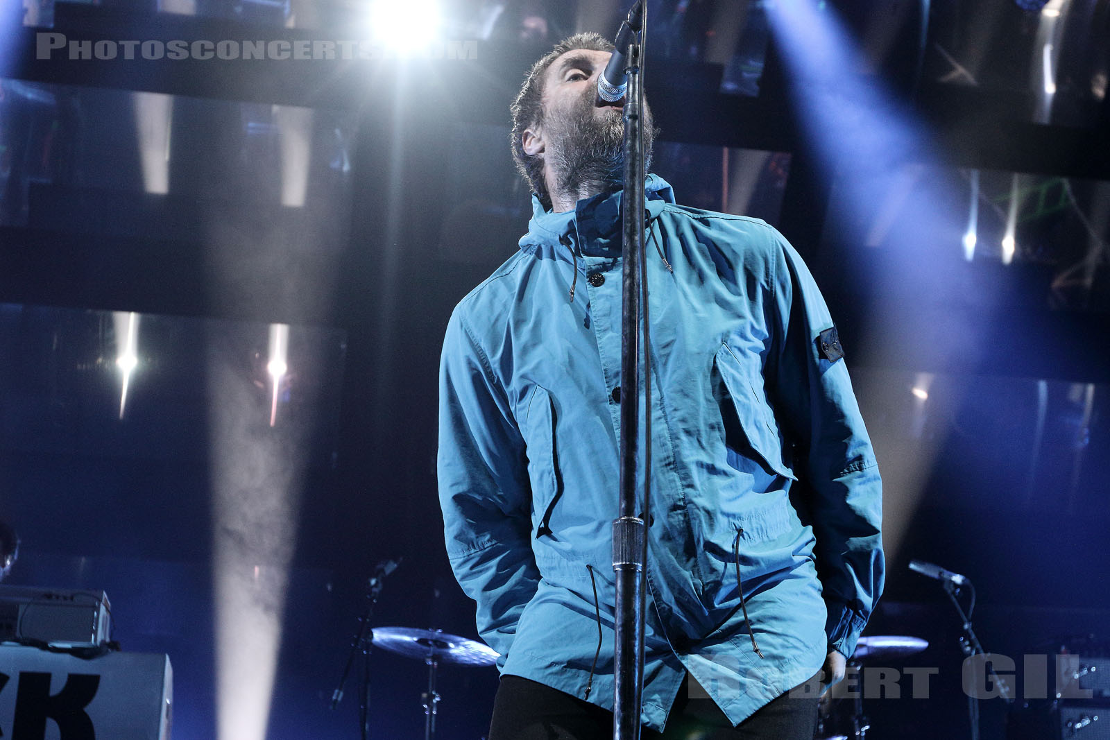 LIAM GALLAGHER - 2018-03-02 - PARIS - Olympia